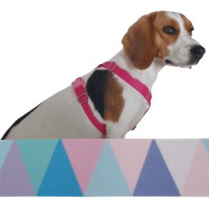 pasztell cikk cakk kutyahám