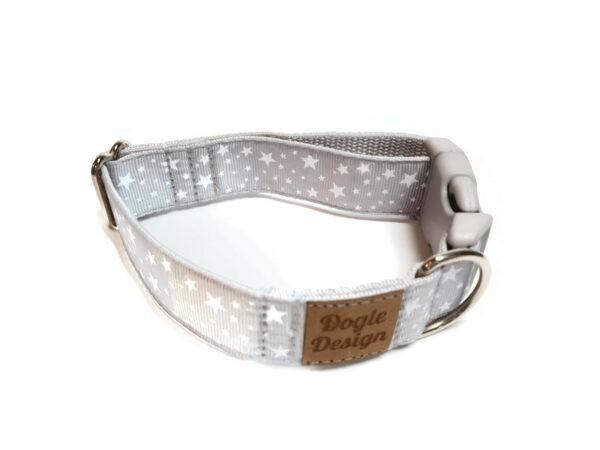 ezüst kutya nyakörv2