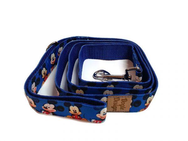 kék mickey kutya póráz2