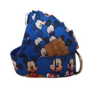 kék mickey kutya póráz3