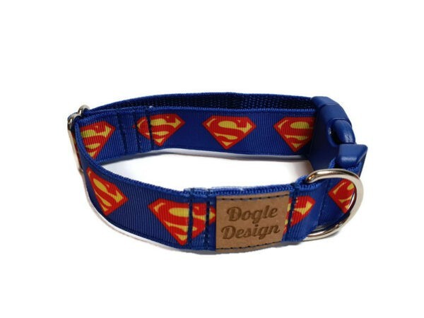 superman kutya nyakörv2